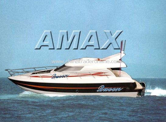 26cc Petrolic engine boat - Queen