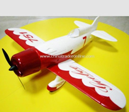 4CH RC airplane - Geebee from China
