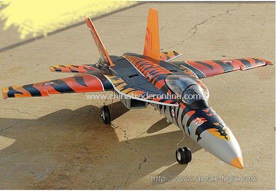 4Ch RC F/A 18E tiger version