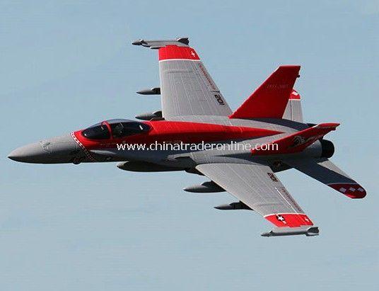 6ch RC jet plane model - Viper - F/A 18