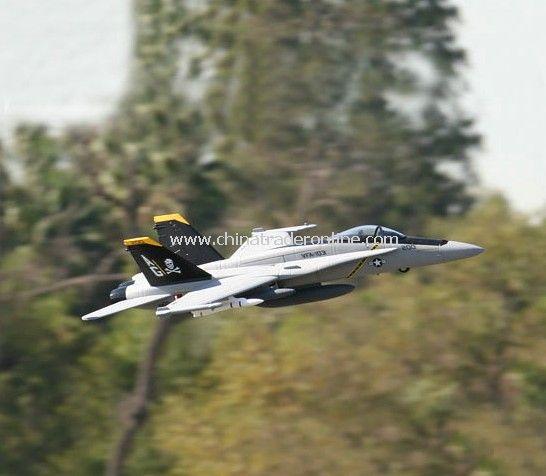 6CH RC plane model - F/A 18