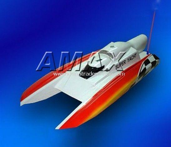Gasoline engine boat - Super Yacht