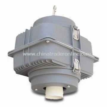 Industrial HID Light Fixture with Die-cast Aluminum Electric Case, Measures 470 x 600mm
