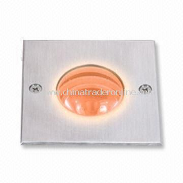 LED Light Fixture with Power and Driver, IP67 Protection Grade, Suitable for Lighting in Gardens