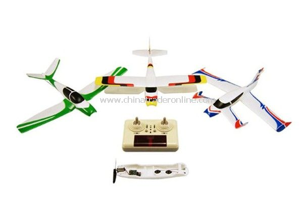 Snap&Fly series modularized airplane