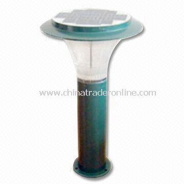 Solar Garden Light, Stores Solar Power in Daylight and Illuminates in Night from China