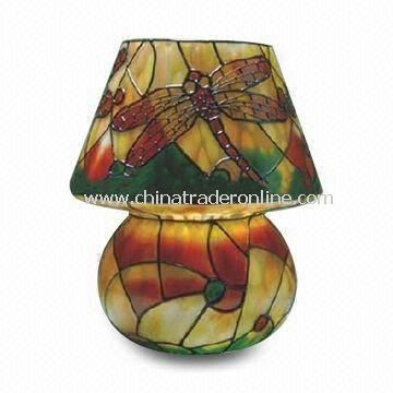 Solar Table Lamp, Customized Sizes are Welcome