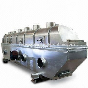 Sugar Dryer Machine/Line with Full Closed Structure, Suitable in Chemical/Light Industry