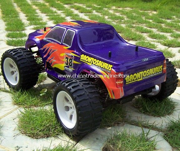 1:10 scale RC Electric power Off-road Truck