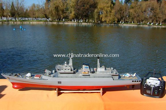 1:100 Blue Whale Missile Frigate
