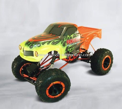 1:10th Electric Powered Off-Road Crawler