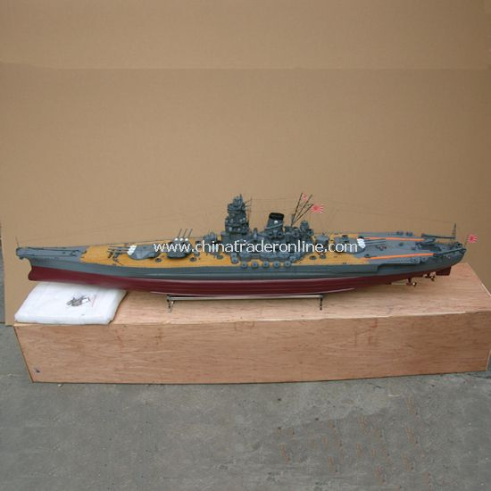 1:144 rc Japanese warship- Yamato