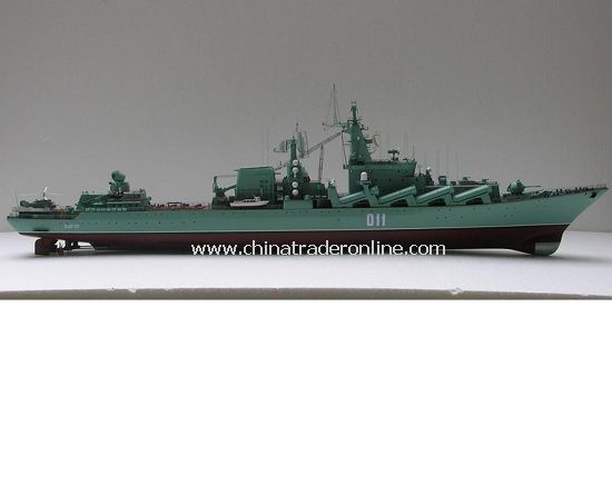 1:144 RC ship - Russian special forces aboard the missile cruiser-Moskva