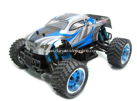 1:16th Scale Electric Powered Off Road Monster Truck