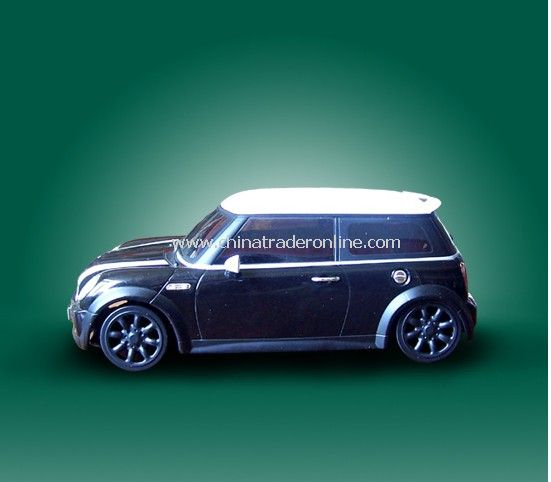 1:28 mini RC Mini Cooper Licensed car