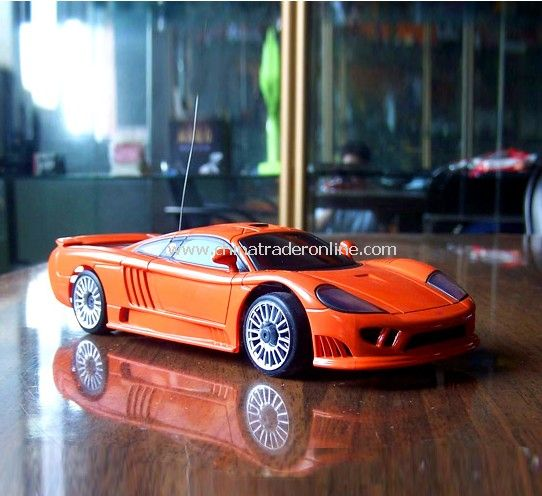 1:28 mini RC Saleen S7 Licensed car