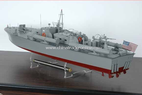 Bk Seastar 1 31 Remote Control Model Ship Pt 109