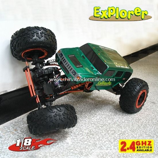 1:8th Electric Powered Off Road Climbing Hammer