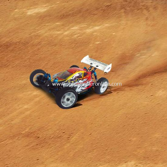 1:8th Scale Brushless Version Electric Powered Off Road Buggy