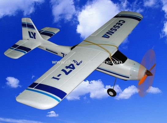4 CH RC Plane, made of EPO material