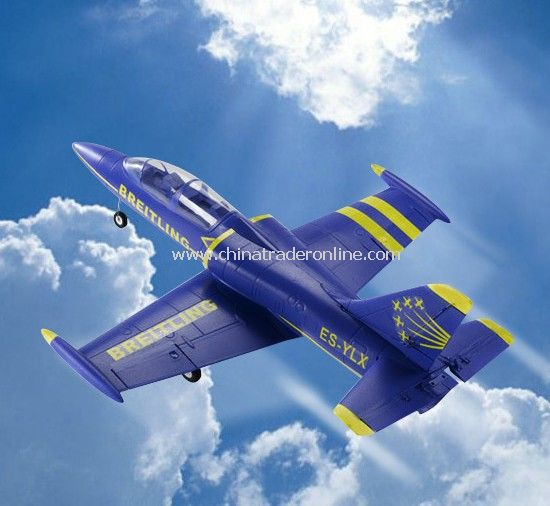 4CH Electric RC Jet Airplane - Aero L-39 Albatros from China