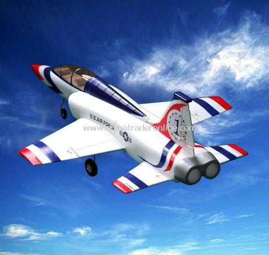4CH Electric RC Jet Airplane - T-38 Talon