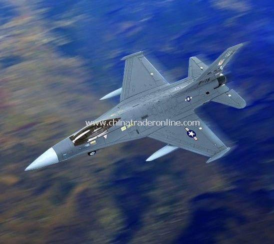 4ch rc plane - F-16Ⅰ(RTF) from China