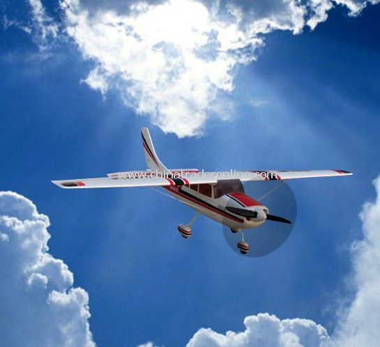 4ch rc plane - RTF from China