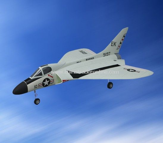4ch rc plane -F4D-1(RTF)