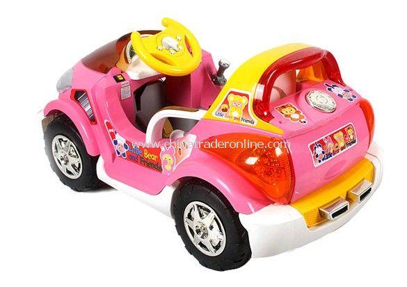 4ch RC Ride on car