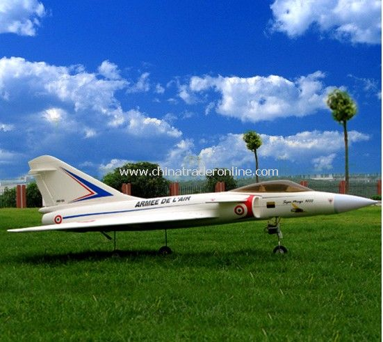 6ch rc plane - Mirage 4000 (RTF) from China