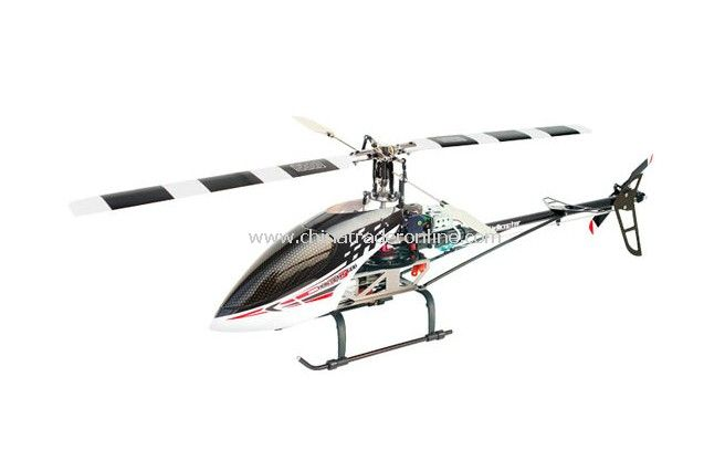 Belt-driven series RC 2.4Ghz Helicopter