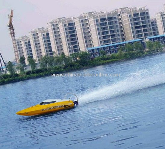 Brushless motor mini Deep Vee Boat