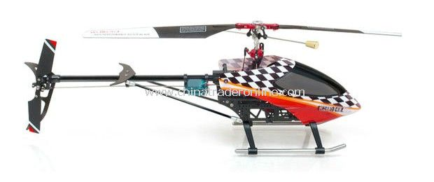 CB180Z Helicopter (2.4Ghz Edition) from China