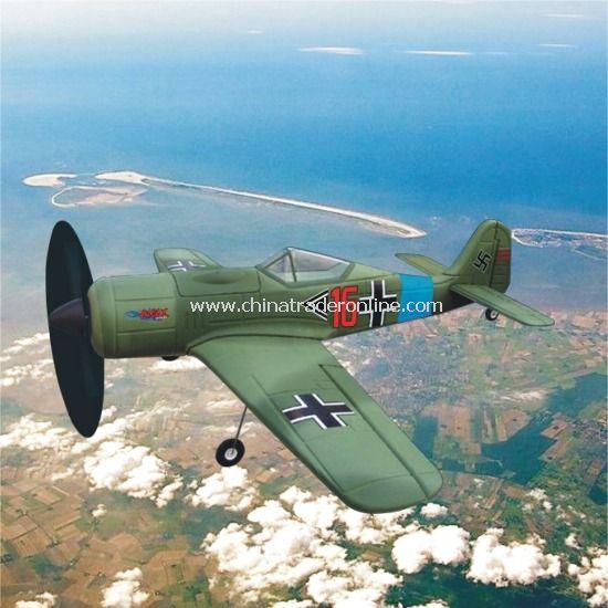 FW-190 FOCKE-WULF, ready to fly from China