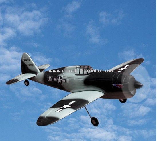 P-47 THUNDERBOLT ready to fly