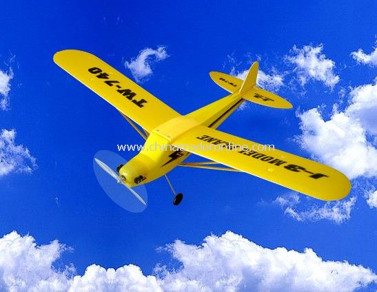 RC Acrobatic Airplane - J3 cub from China