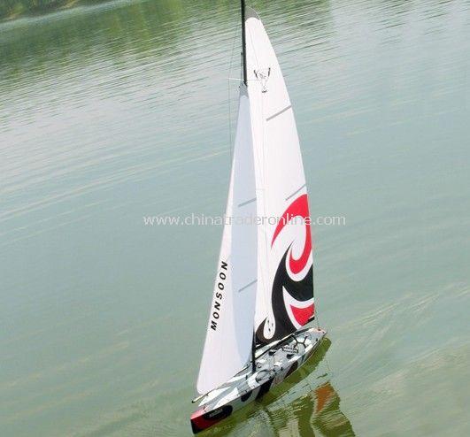 RC Sailing Boat Monsoon-900