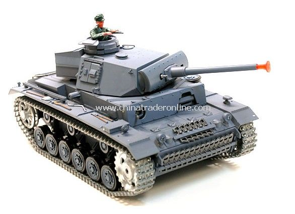1:16 Scale Metal Upgrade Track BB Airsoft Tanks