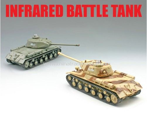 1/36 Mini fighting tank (dual pack) from China