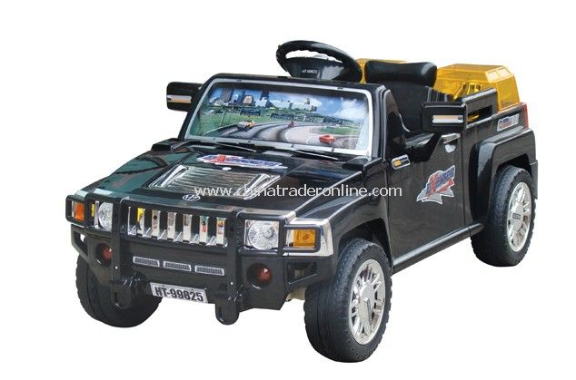 4CH RC Childrens Car-Hummer from China