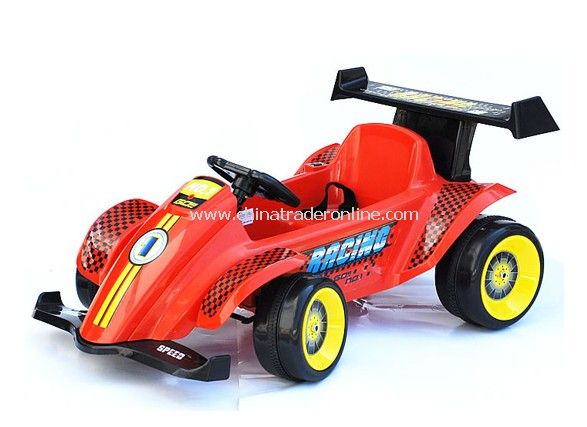 6V Racing Electric Go Kart for Kids