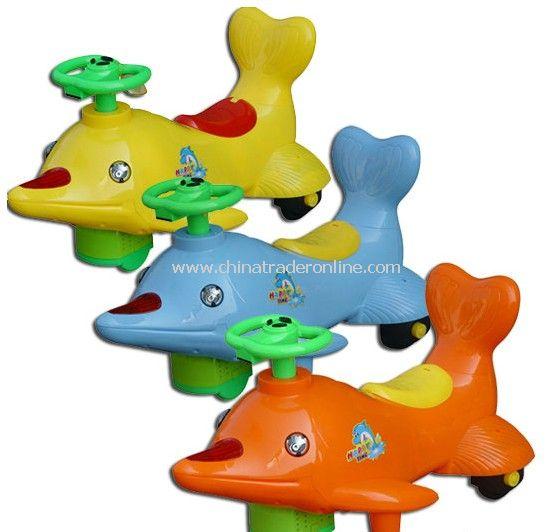 Dolphin Versatile Car