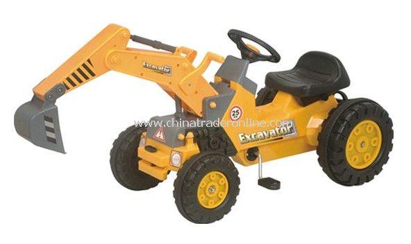 Excavator -Pedal car