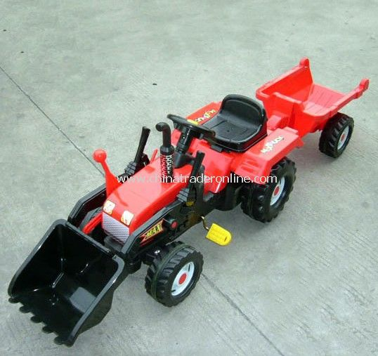 PEDAL tractor from China