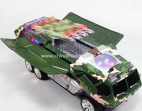 RC Missile launcher from China