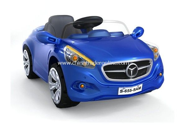 RC Ride on car with music