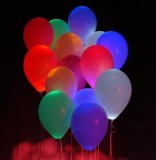 LED Balloon Light Wedding, Party, Holiday, Birthday, Christmas Balloon
