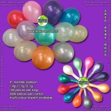 Pearlized Balloon