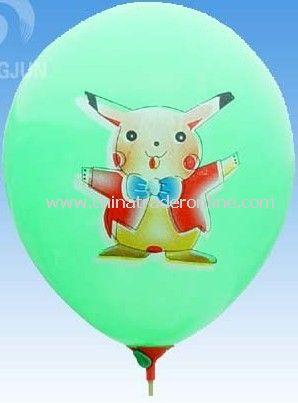 Printing Round Balloons